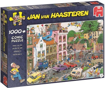 Jumbo Puslespill Jan van Haasteren Friday The 13TH 1000