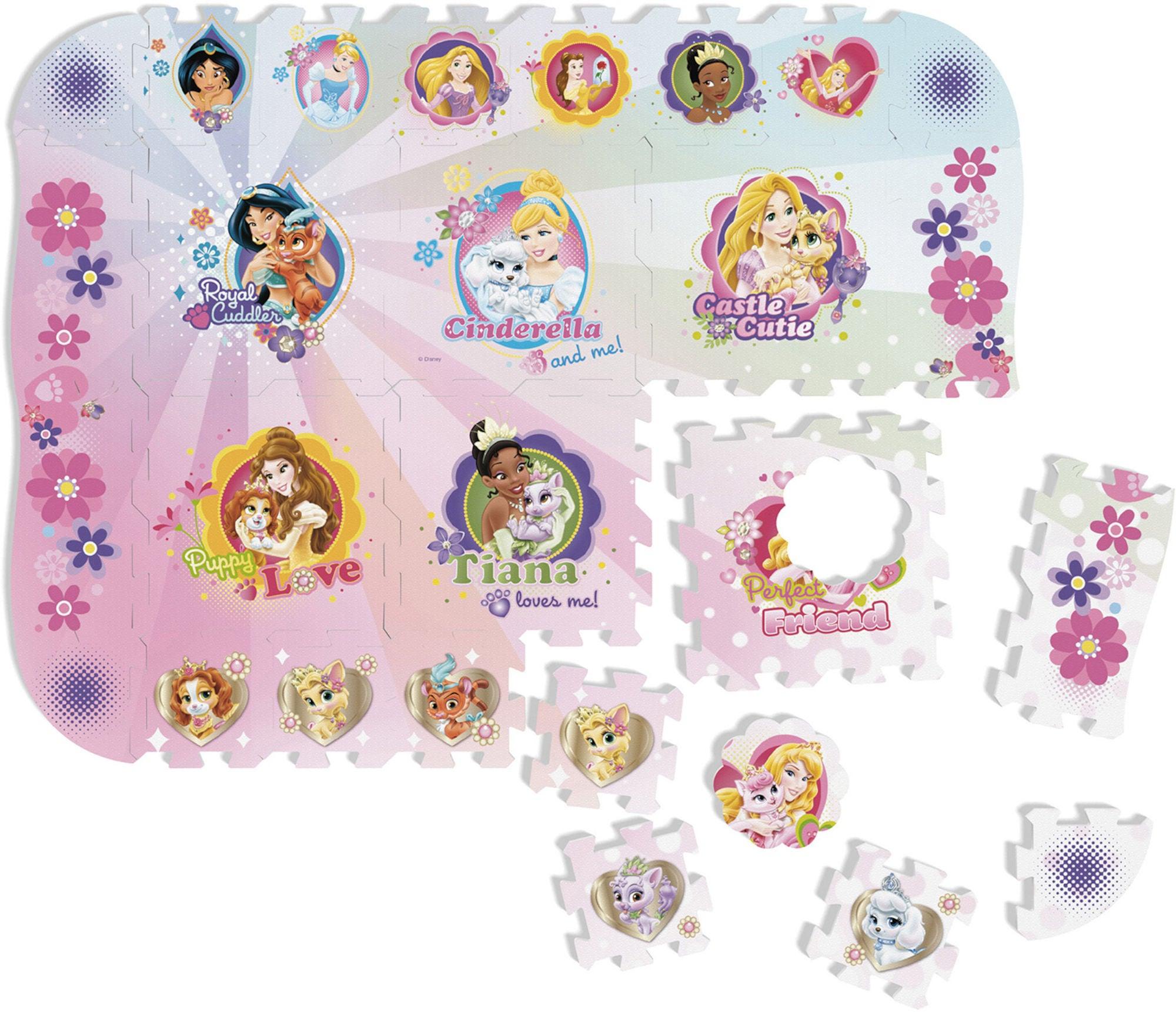 Disney Princess Leketeppe 30 deler