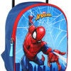 Marvel Spider-Man Web Head Koffert 9L, Blue