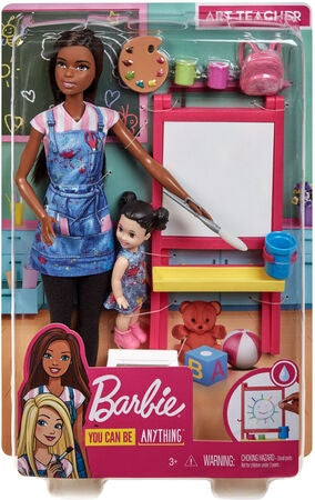 Barbie Dukke Art Teacher