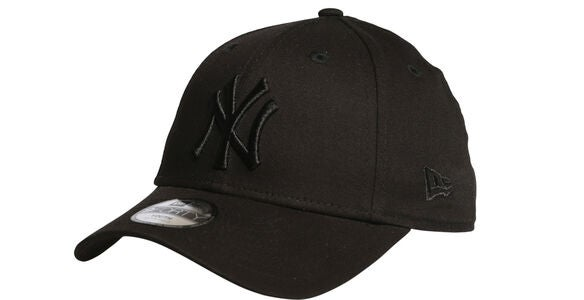 New Era 9Forty Kids League Essential Kaps, Black