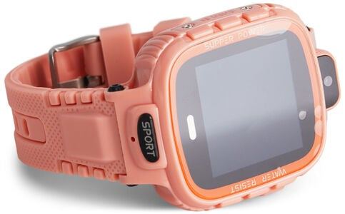 North 13.5 Active Waterproof GPS-klokke, Rosa