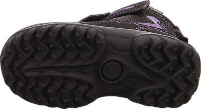 Superfit Snowcat GTX Vintersko, Black/Purple