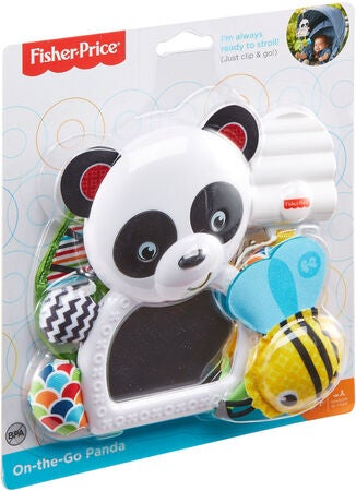 Fisher-Price Uro On-the-Go Panda
