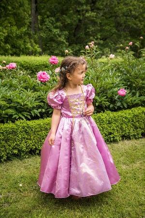 df31c1e7df32 Kjøp Den Goda Fen Kostyme Prinsessekjole Rapunzel