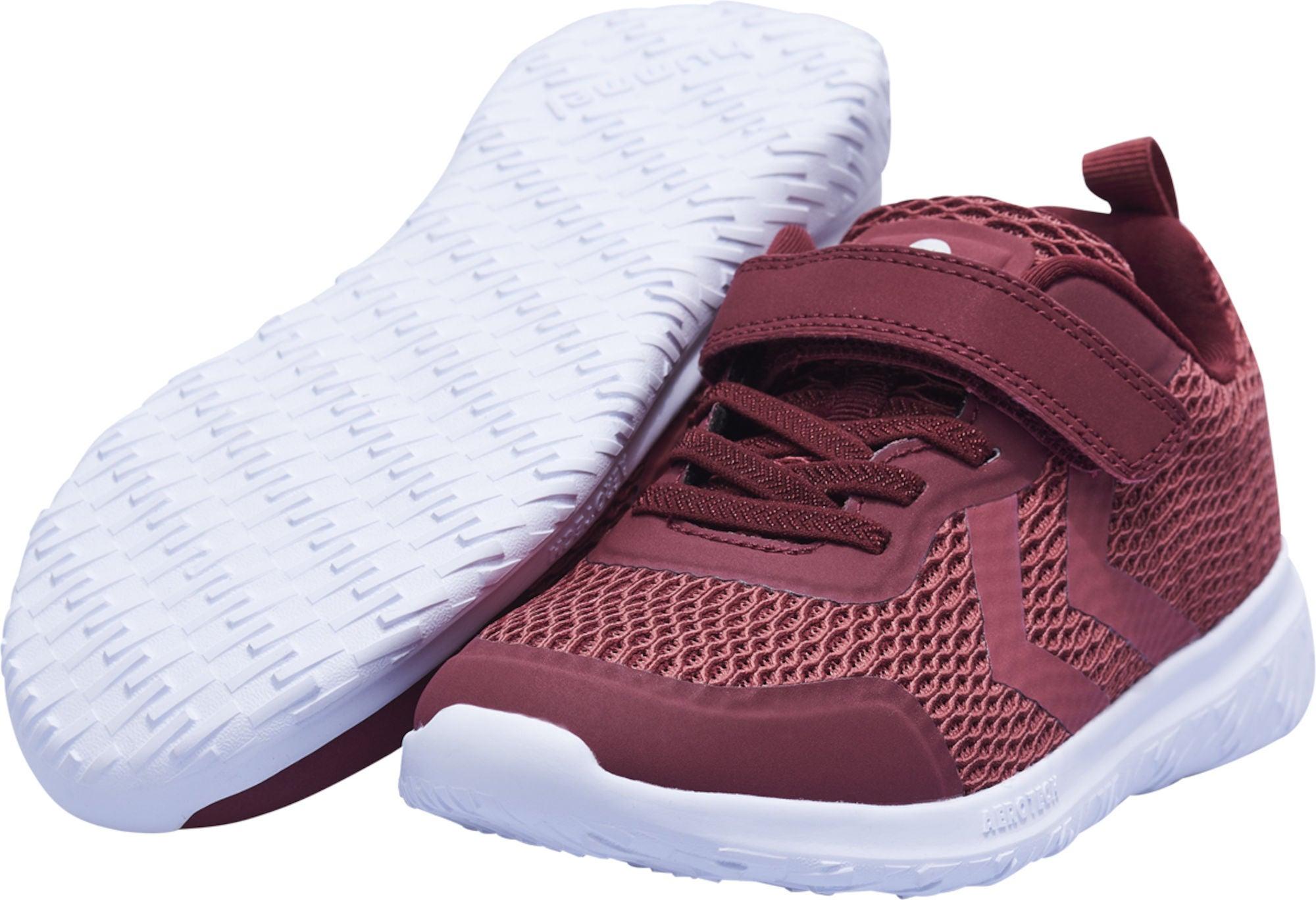 Hummel Actus ML Jr Sneaker, Rumba Red 37