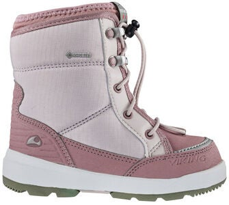Viking Fun GTX Vintersko, Light Lilac/Dusty Pink