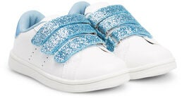 Luca & Lola Monate Sneaker, White/Blue