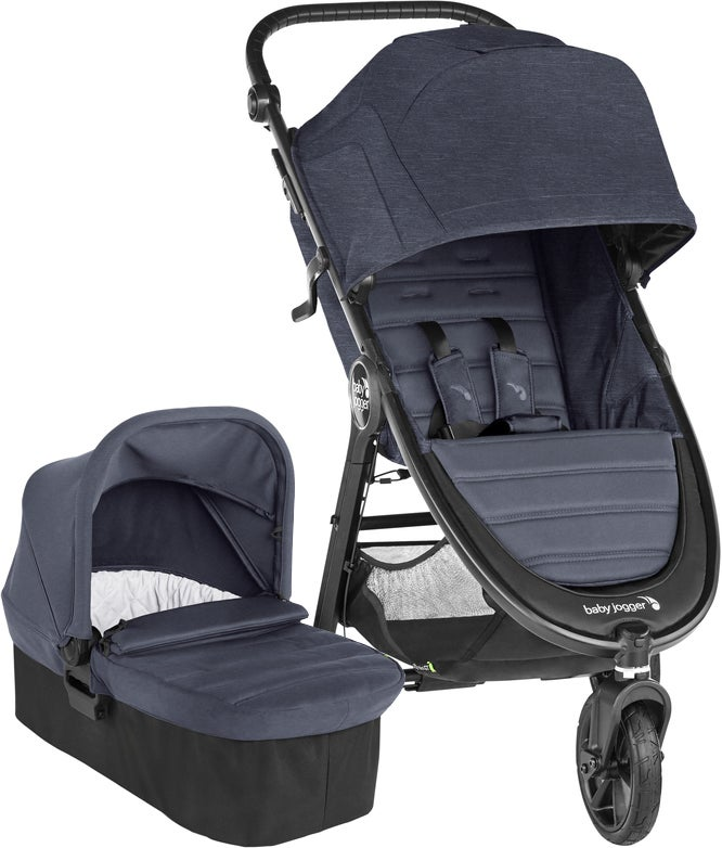 Baby Jogger City Mini GT 2 Duovogn, Carbon