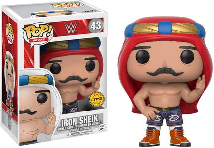 POP! WWE Samlefigur Iron Sheik Old School