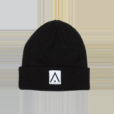 Wearcolour Y Beanie Lue, Black