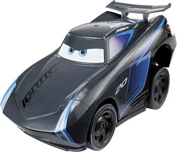 Disney Cars Revvin Action Bil Jackson Storm