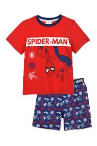 Marvel Spider-Man Pysjamas, Red