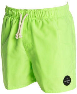 Rip Curl Solid Volley Boardshorts 13 tommer, Green