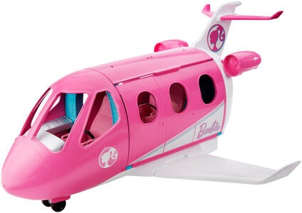 Barbie Fly Dream Plane