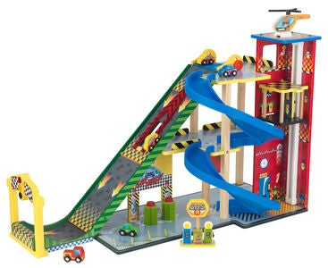KidKraft Racing Set Mega Ramp