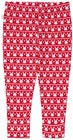 Luca & Lola Leggings Merry Babylove, Red