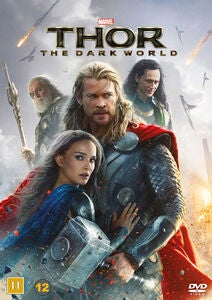 Marvel Thor 2: The Dark World DVD