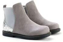 Luca & Lola Verona Boots, Light Grey