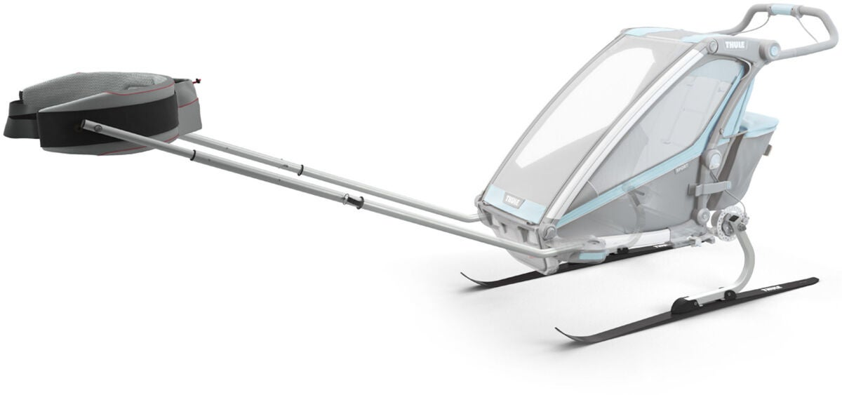 kj p thule chariot ski kit jollyroom. Black Bedroom Furniture Sets. Home Design Ideas