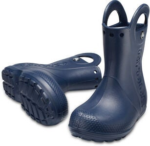 Crocs Handle It Regnstøvel, Navy