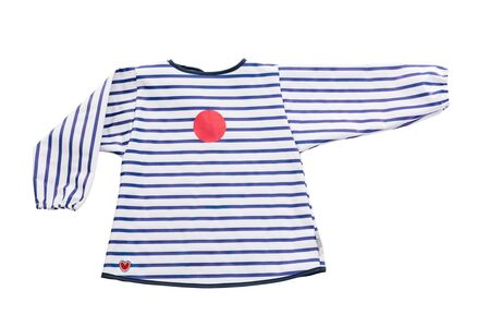 Baby to love Smekke Med Ermer, Blue Stripes