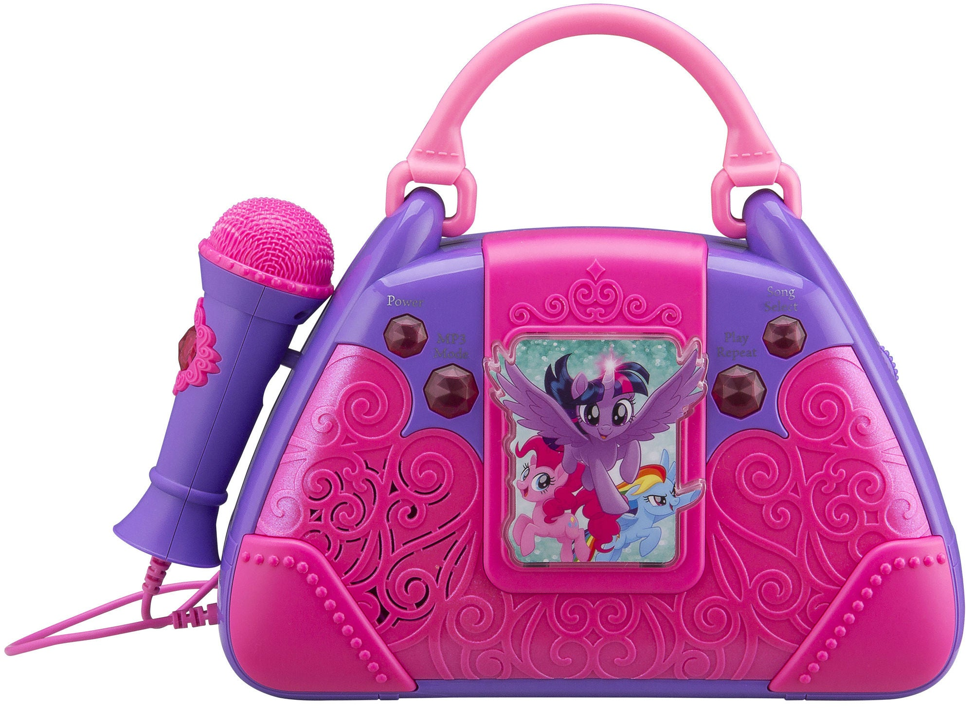My Little Pony Boombox Karaoke