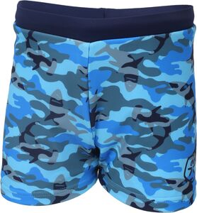 Color Kids Erland Badeshorts UV 40+, Estate Blue