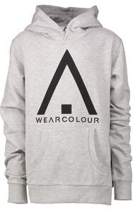 Wearcolour Patch Hettegenser, Grey Melange